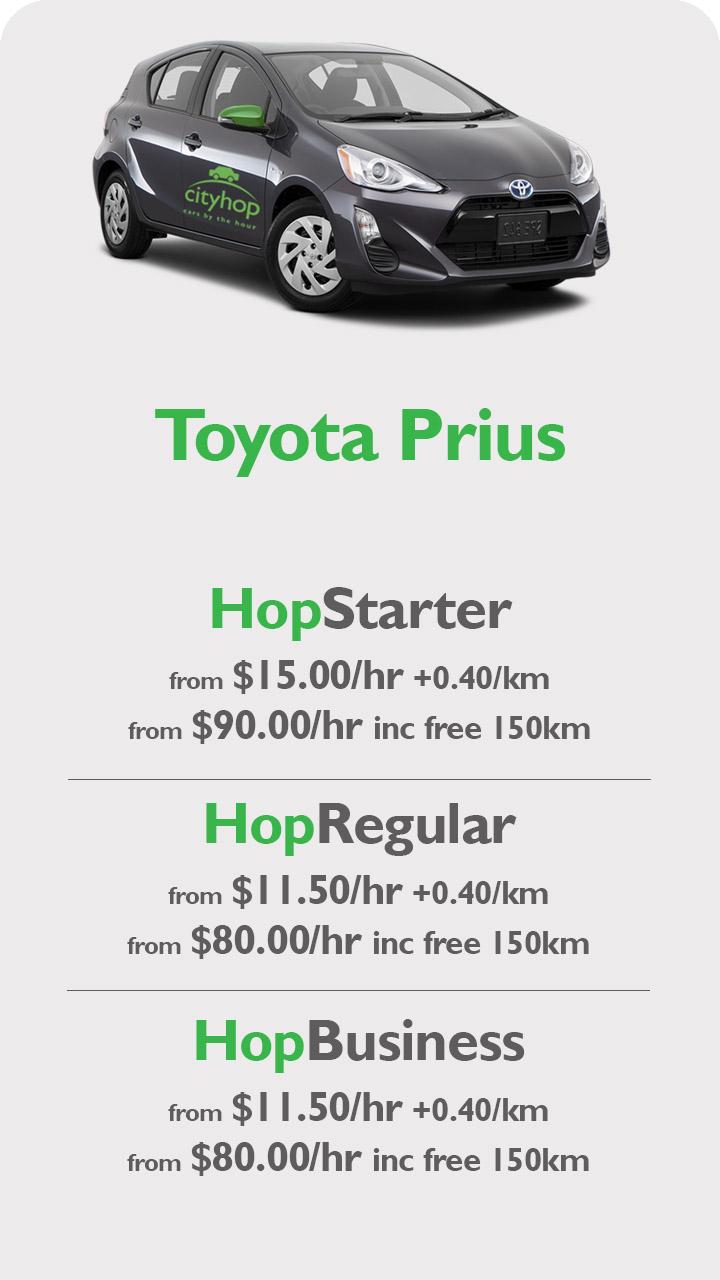 Prius C Apr19